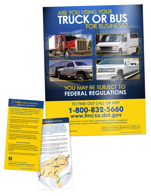 DOT/FMCSA - Safety is Good Business